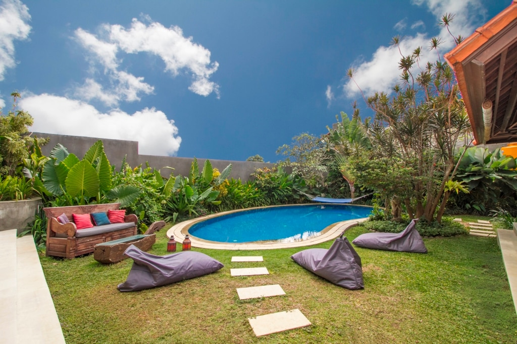 2BDRM with 11m Pool in Umalas