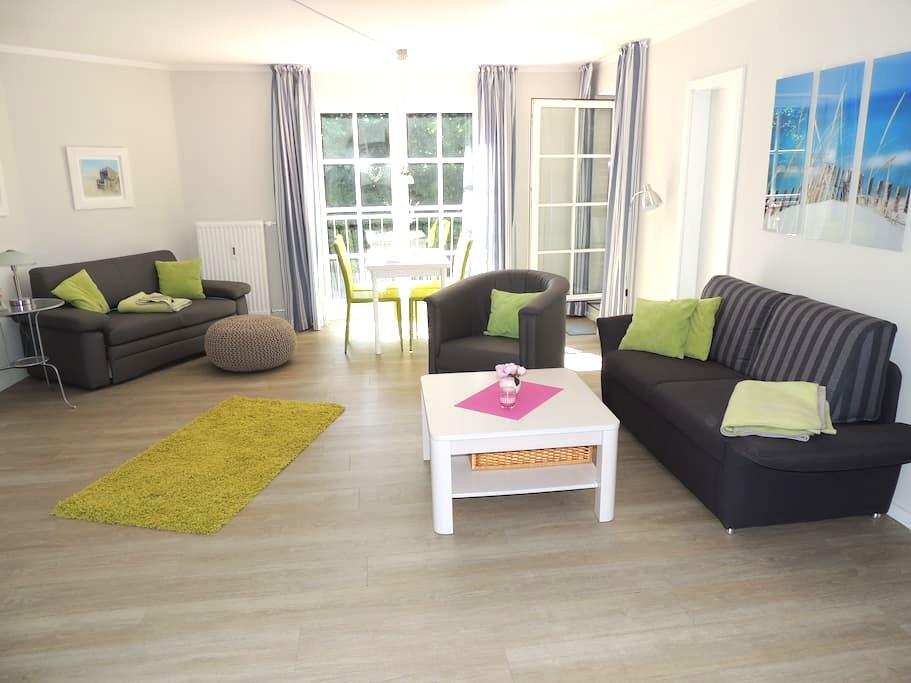 Ferienwohnung am Kurpark - Grömitz - Apartment