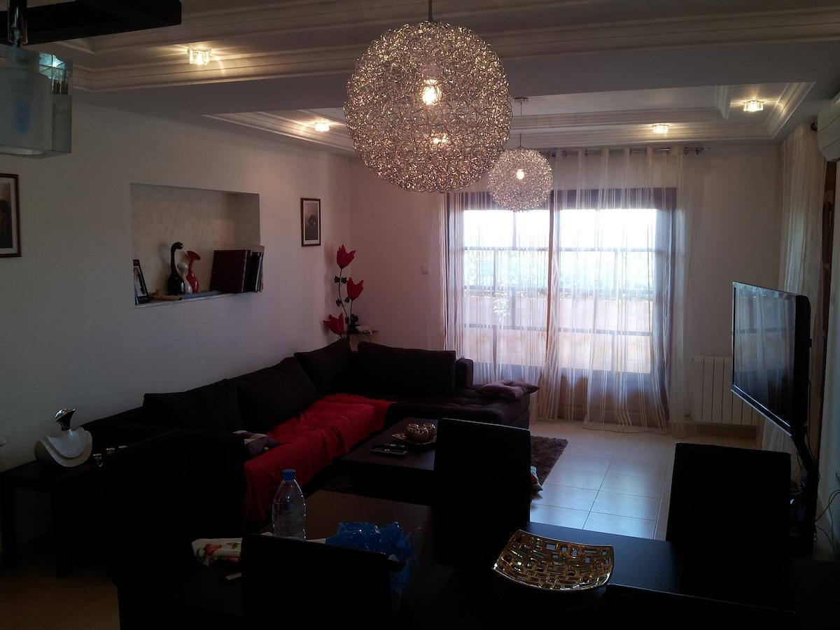 appartement contemporin