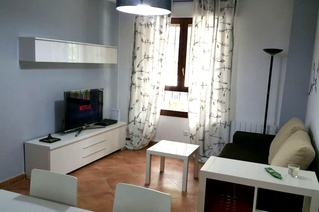 Cozy apartment + WiFi + CableTV + Netflix - Valladolid - Apartment