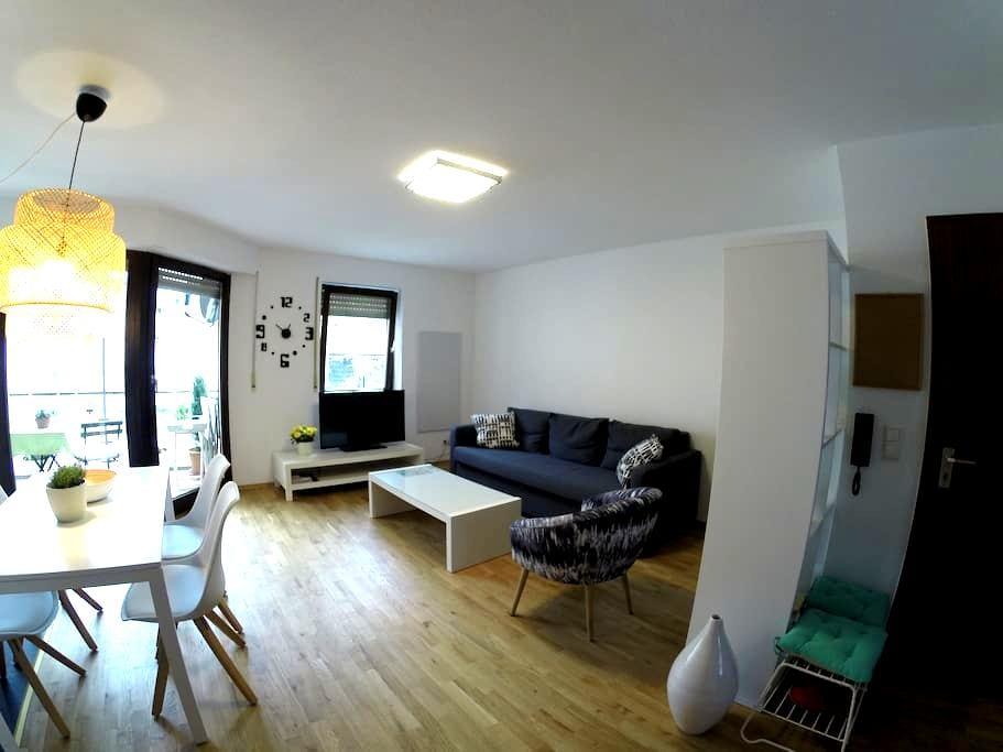 Nice Apartment near Festspielhaus and city center - Baden-Baden - Daire