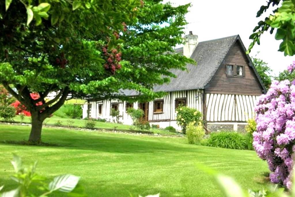 """la maison de """"Mamie"""" - Le Catelier - House"""