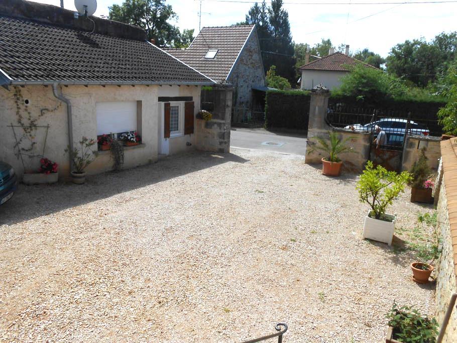 le studio  vacances ou passage - Bucey-lès-Gy - Apartmen