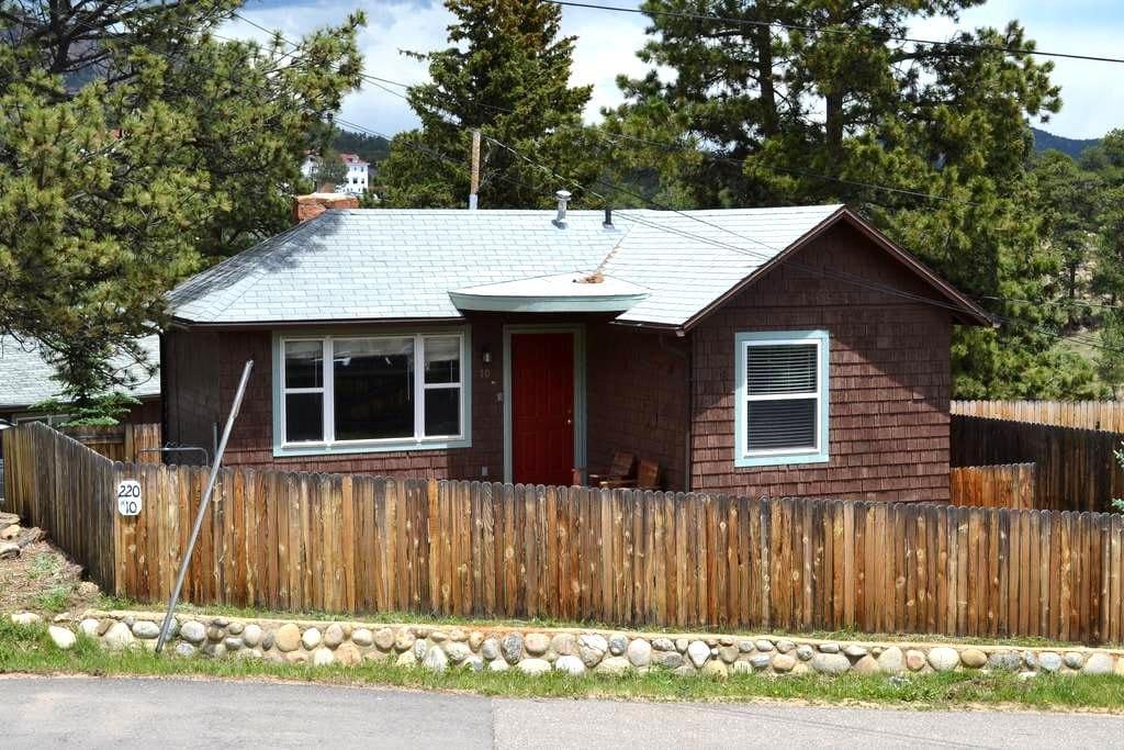 Wapiti Cottage - Estes Park - House