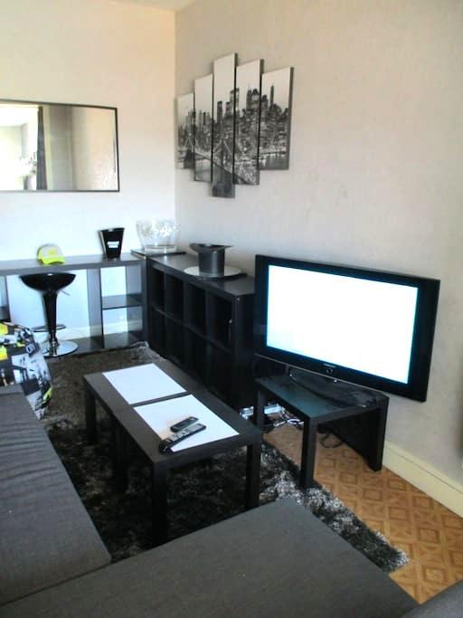 Appartement 2 pièces proche centre HEYRIEUX - Heyrieux