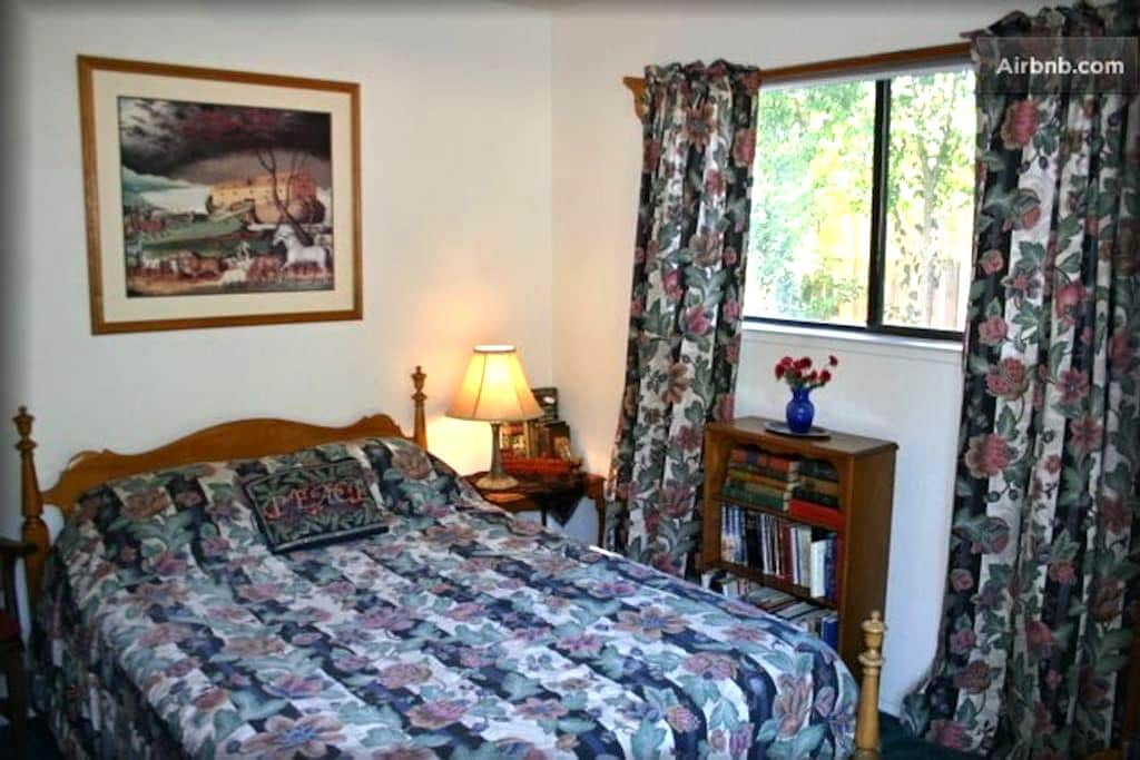 Comfy B&B in Butte Creek Canyon - Chico - Huis
