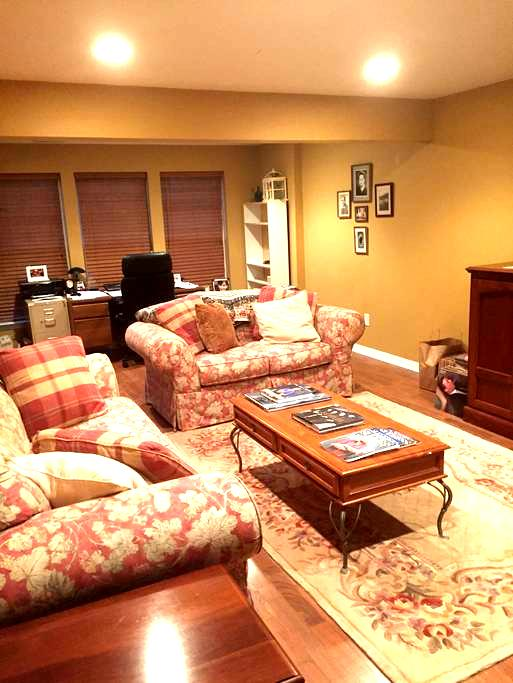 Lovely, comfortable apt in beautiful setting! - Chester Springs