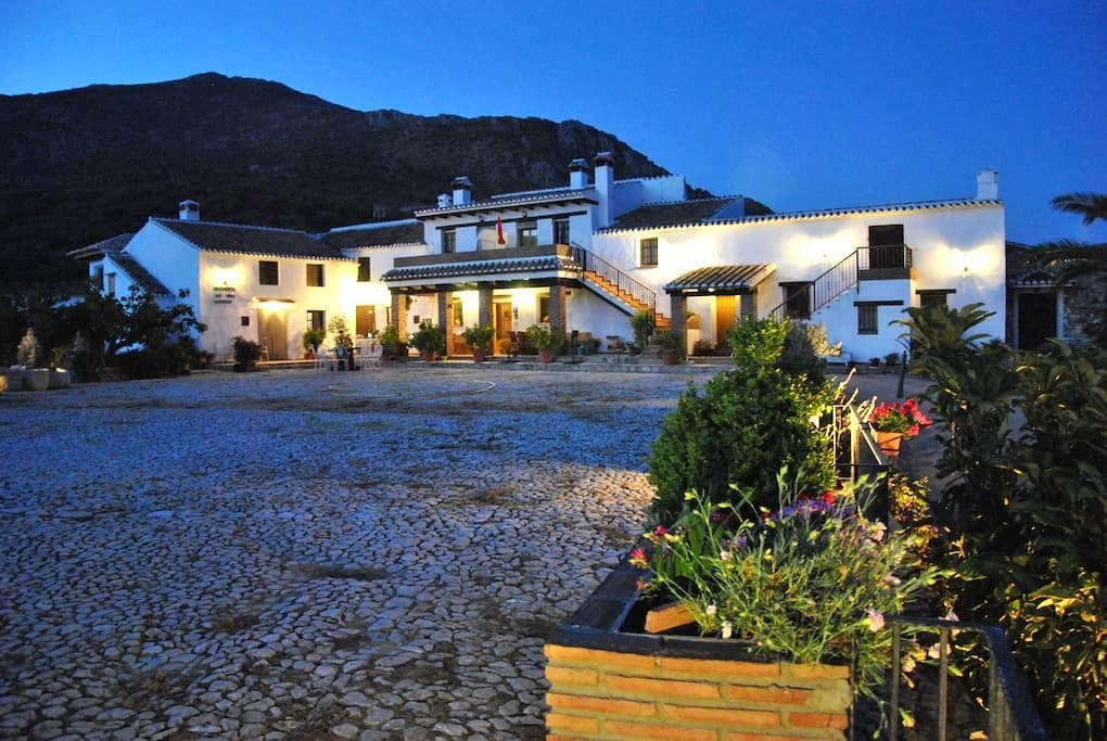 Apartamento en Cortijo Andaluz  - Periana - Daire