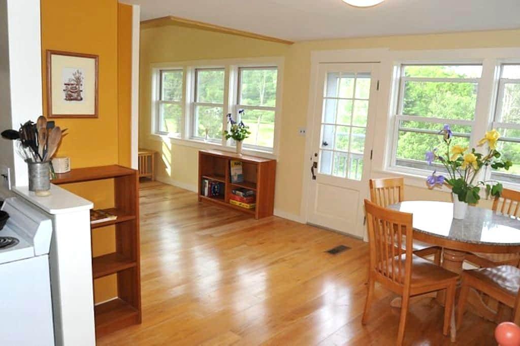 Peaceful cottage in Vermont - Peacham - Casa