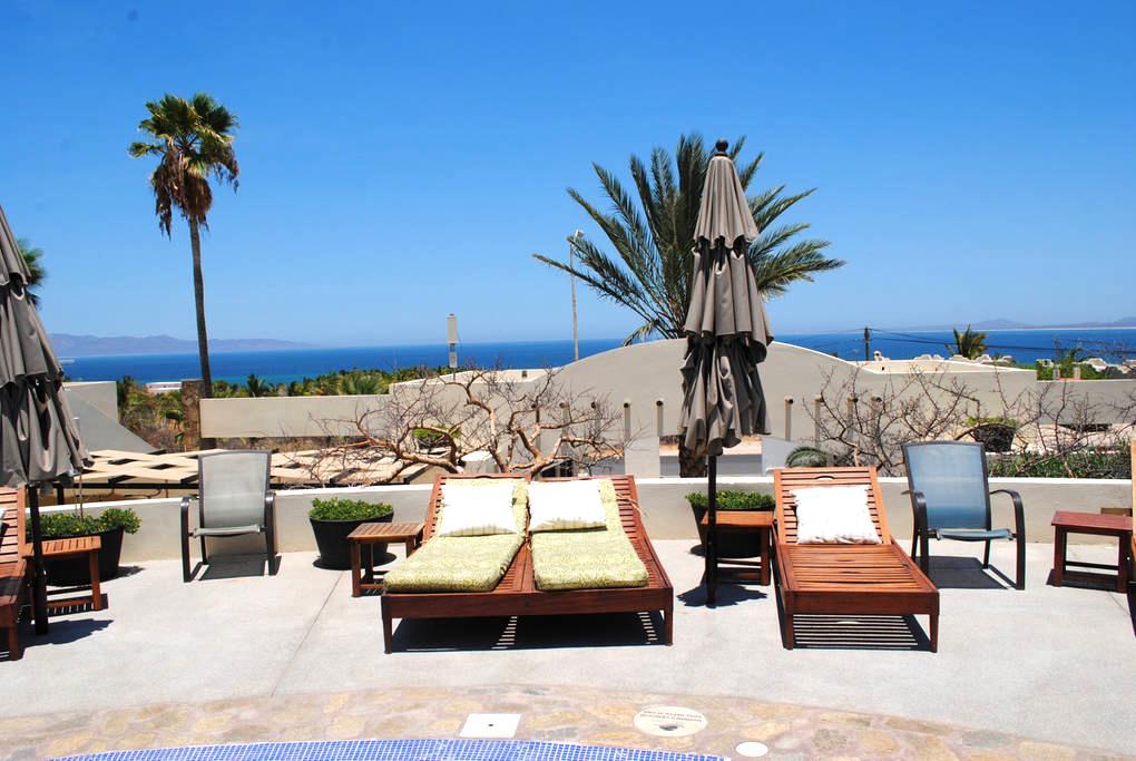 Excelent pool side apartment - La Ventana