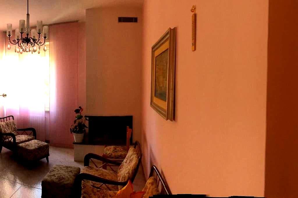 Appartamento molto luminoso al centro della città - Foligno