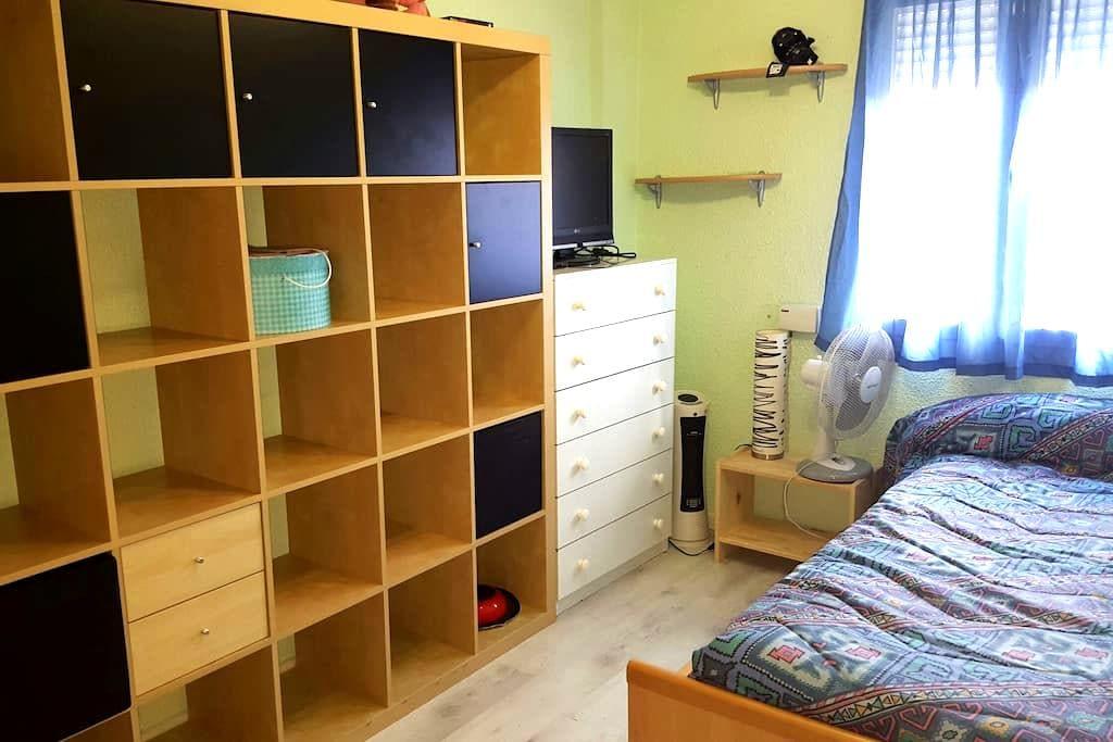 Habitacion junto a Metro Linea 12 - Leganés - Apartament