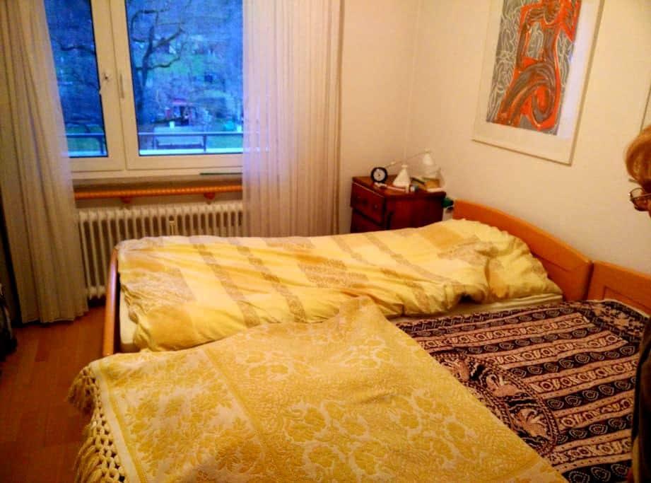 Zimmer in Suttgart Weilimdorf - Stuttgart - Penzion (B&B)
