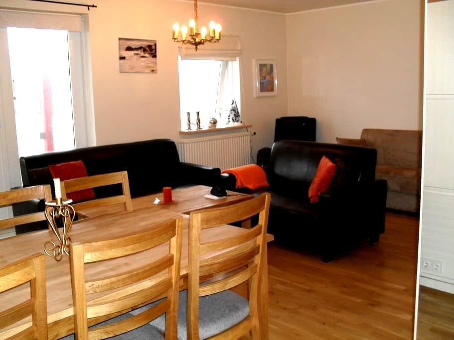 Isafjordur center apartment - Ísafjörður - Apartment