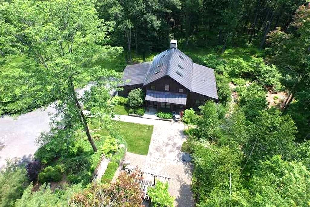 Paradise Found in Upper State NY - Old Chatham. - Old Chatham - House