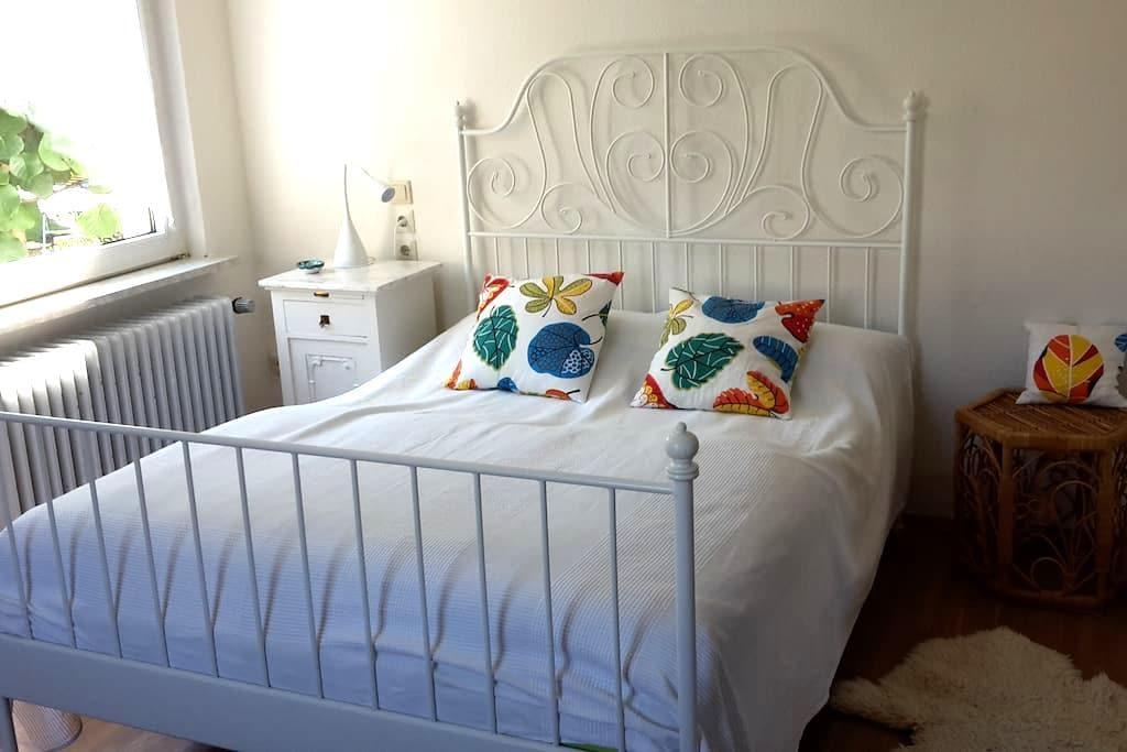 Komfortables Zimmer zum längeren Verweilen - Offenburg - Dom