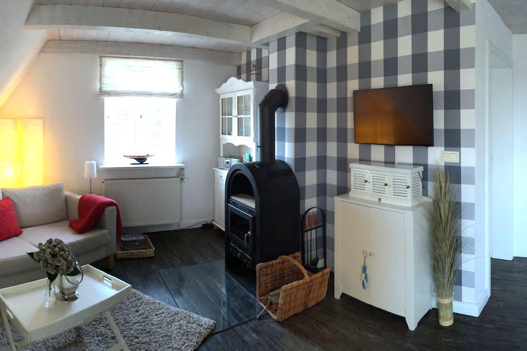 Gemütliche Wohnung nahe am Meer - Oldsum