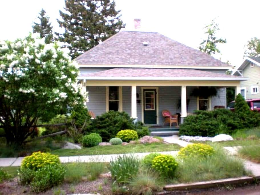 Charming Bungalow Close to Downtown - Bozeman - Hus