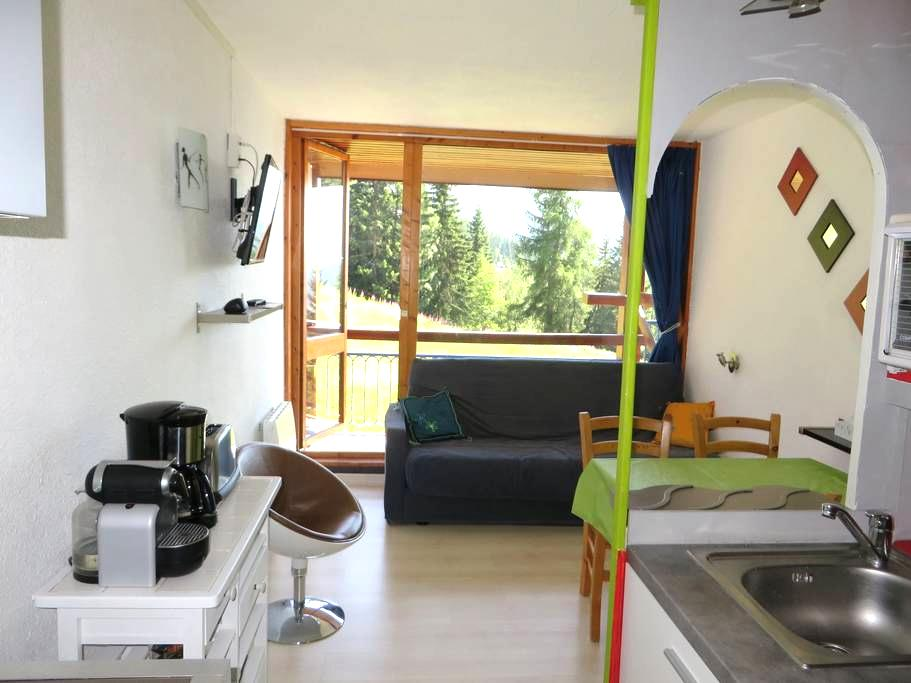 De la couleur dans vos vacances... - Bourg-Saint-Maurice - Apartamento