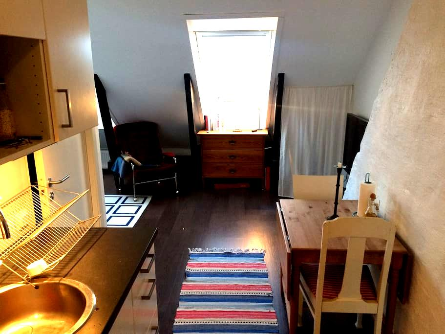 Cozy apartment, great location - Jönköping - Apartament