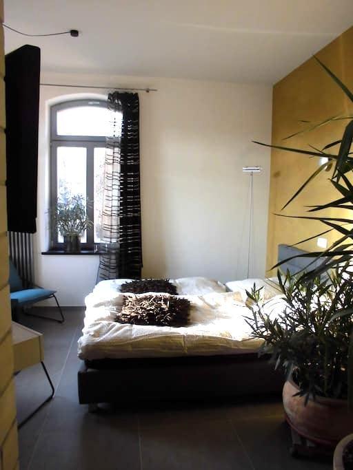 Design Apartment Muldentalradweg - Grimma - บ้าน