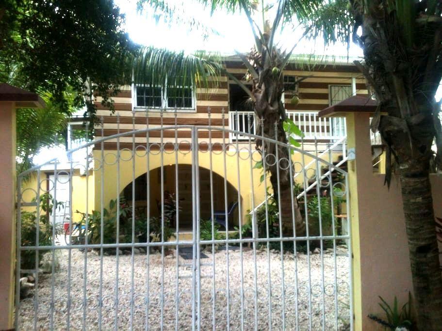 Chez Caribe Sundancer Studio - サンペドロ - 別荘