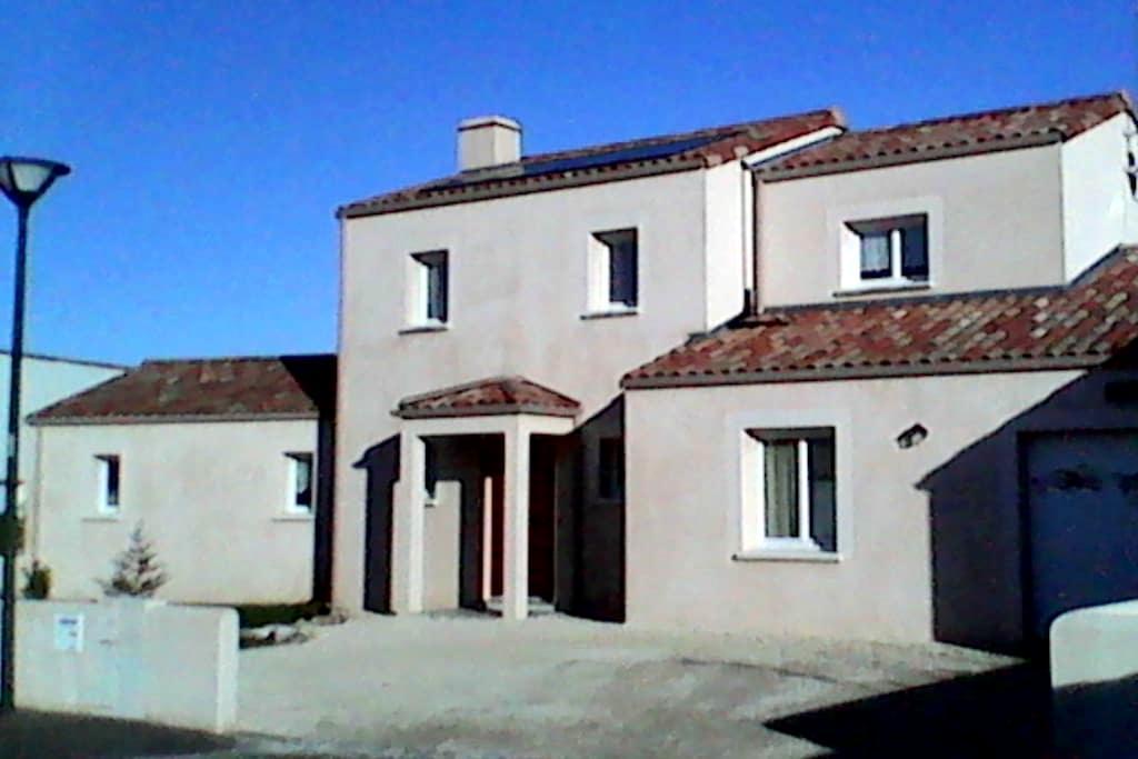 Villa 5 mn des plages et du centre ville - Olonne-sur-Mer - Casa