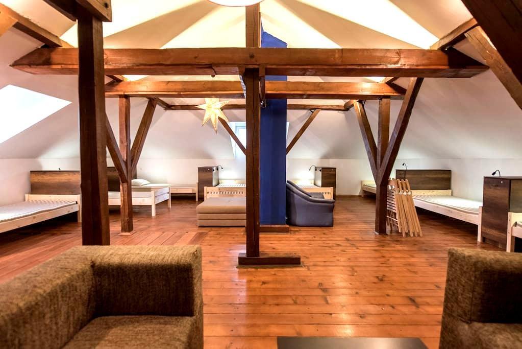 "BestRest's cozy design""8 bed attic"" - Plovdiv - Ev"