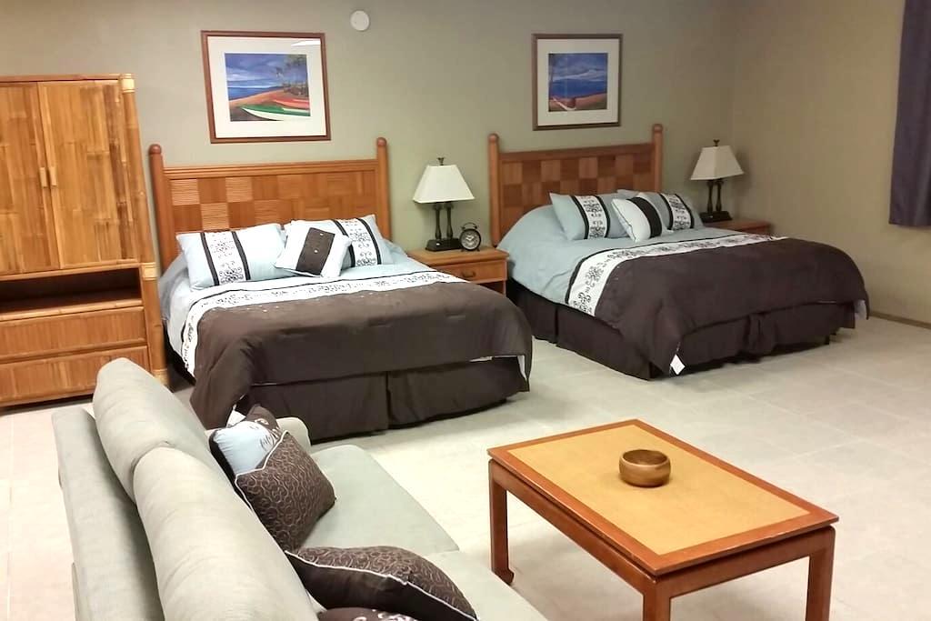Large Suite in Historic HILO - Hilo - Apartment