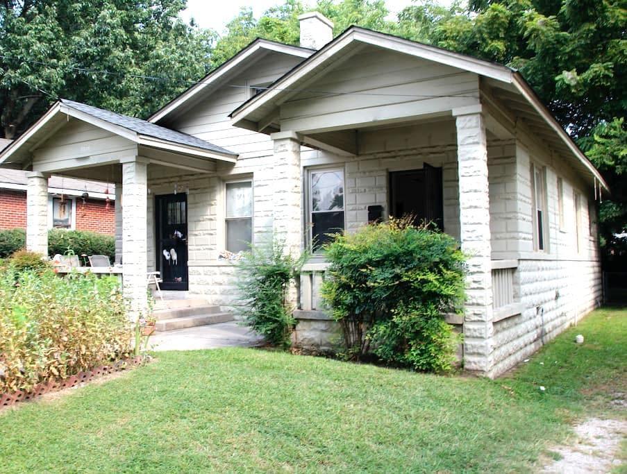 Midtown Overton Downtown Beale Elvis Graceland - Memphis - Ház