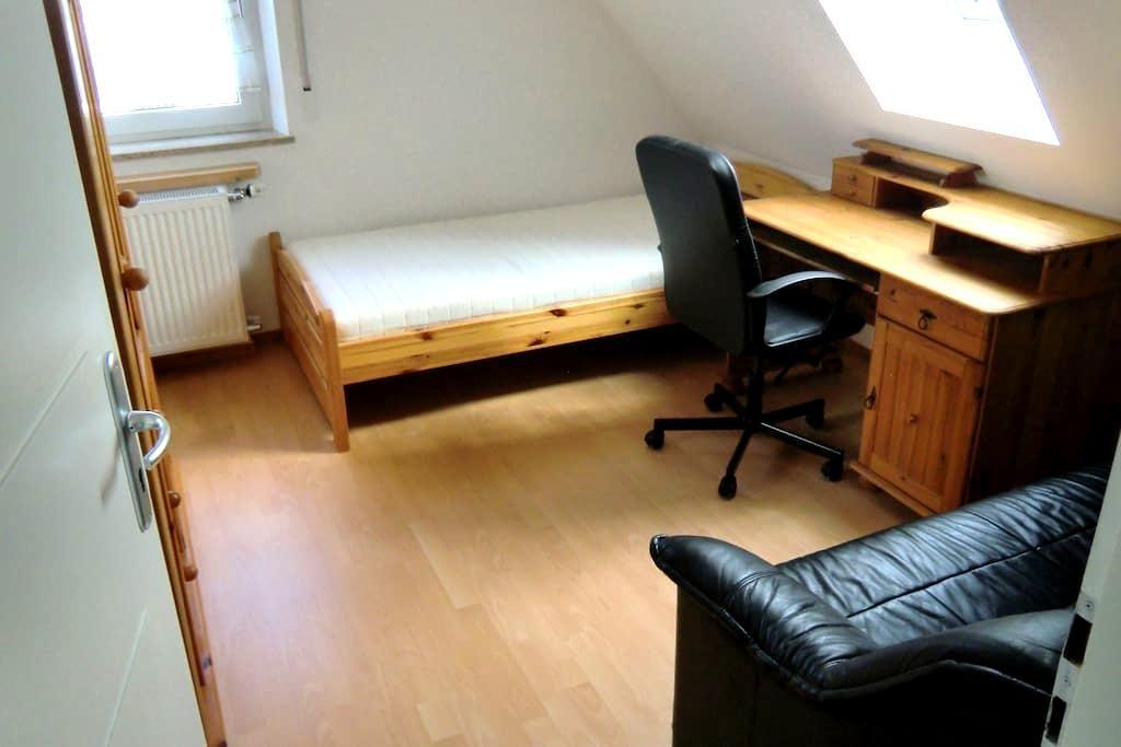 Gemütliches Zimmer in Baiersdorf - Baiersdorf - Dom
