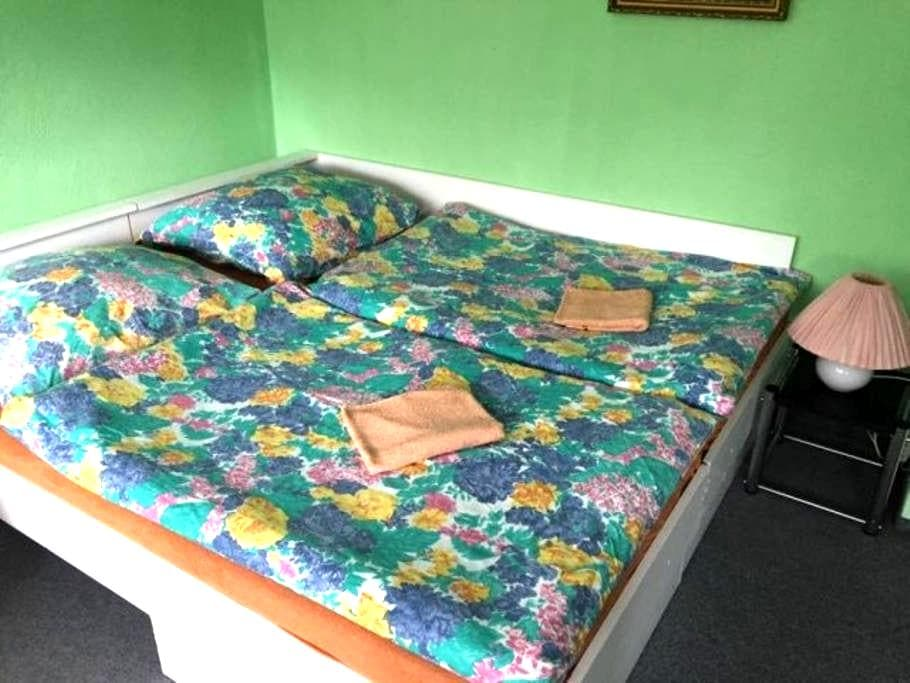 Levné ubytování v penzionu Tereza - Kraslice