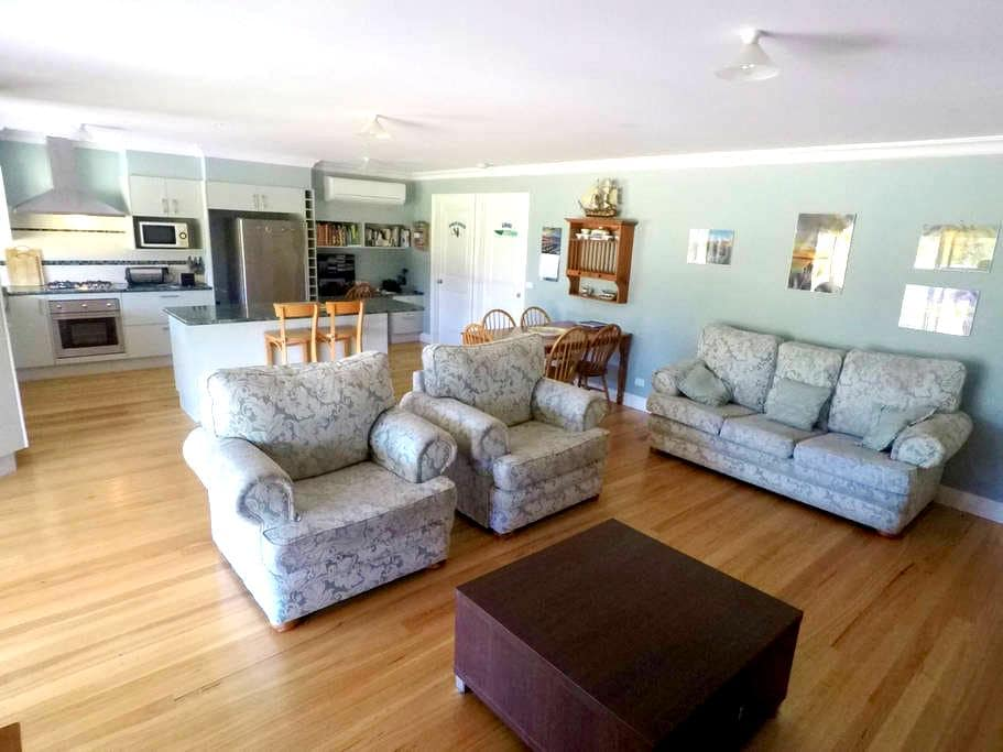 GOORA  'Happy Living Place' - Mallacoota - Casa