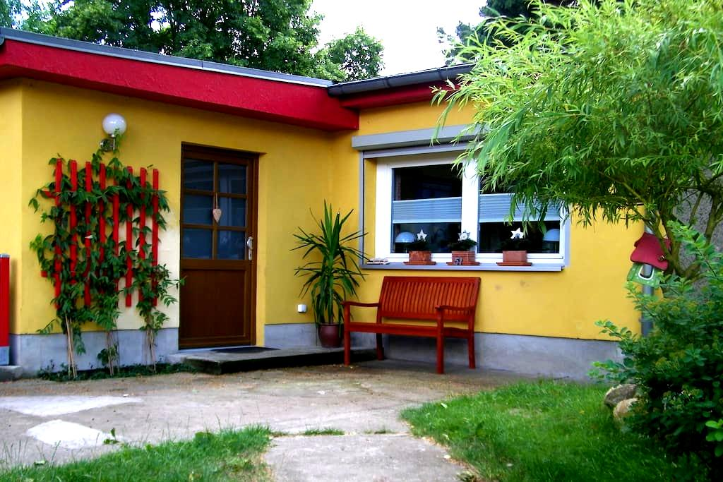 Ferienwohnung mit Garten - Berlin - Apartment