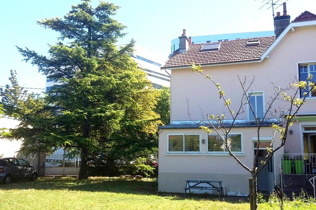 Chambre proche centre ville - Dijon - Casa