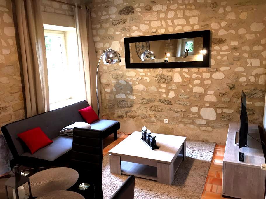 Gîte de Charme 2/4 personnes - Louresse-Rochemenier - Casa