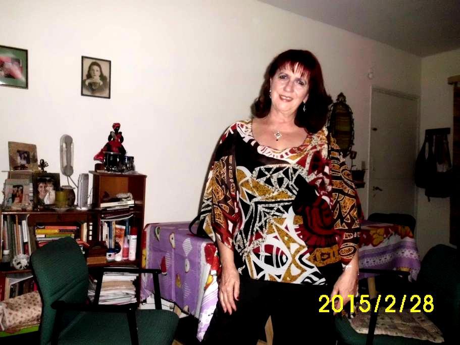 Hola soy Esther y los espero!!! - Montevideo - Bed & Breakfast