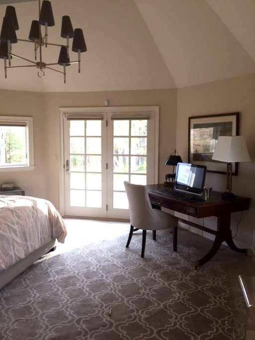 Charming new construction suite - Millerton - Dom