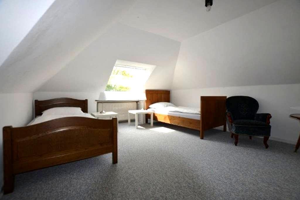 Gästehaus Schramm, Doppelzimmer OG - Klein Barkau