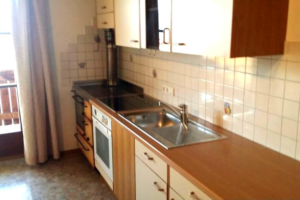 Large apartment with beautiful view - Meransen - Wohnung