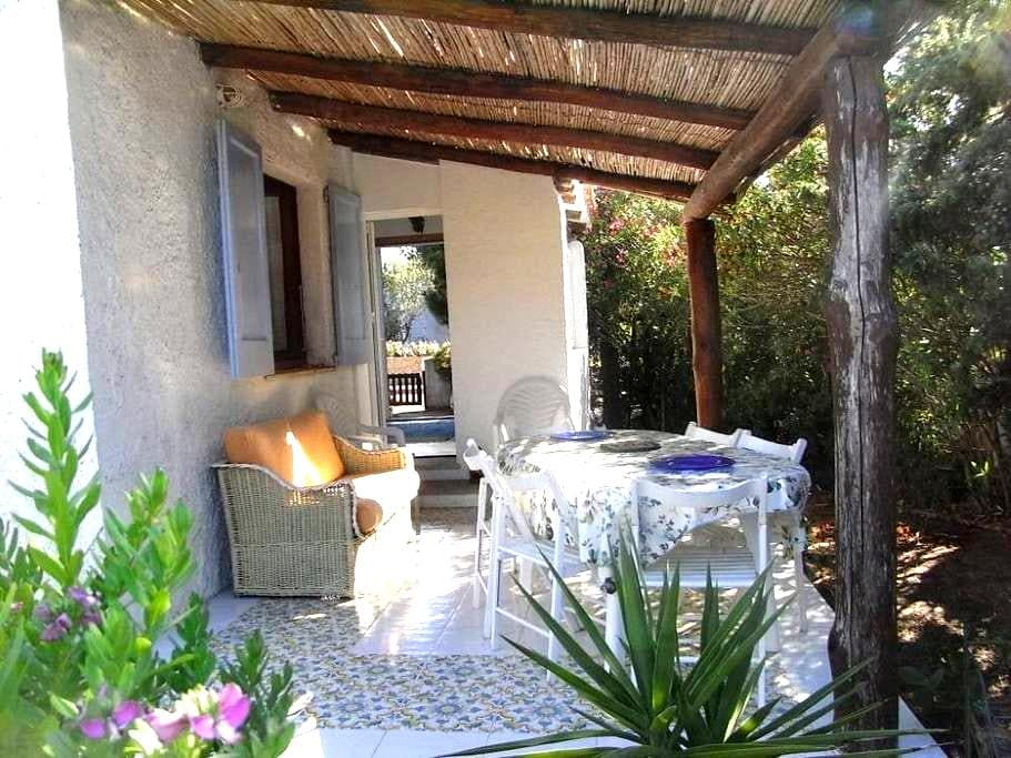 Villetta singola giardino SARDEGNA  - Rena Majore - Villa
