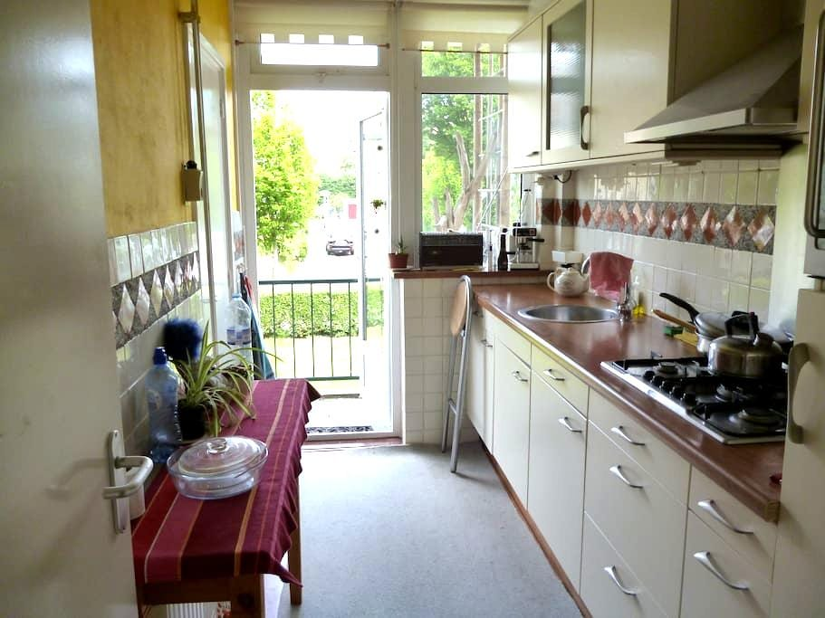 Cosy and quiet place in Leiden - Leiden - Appartement