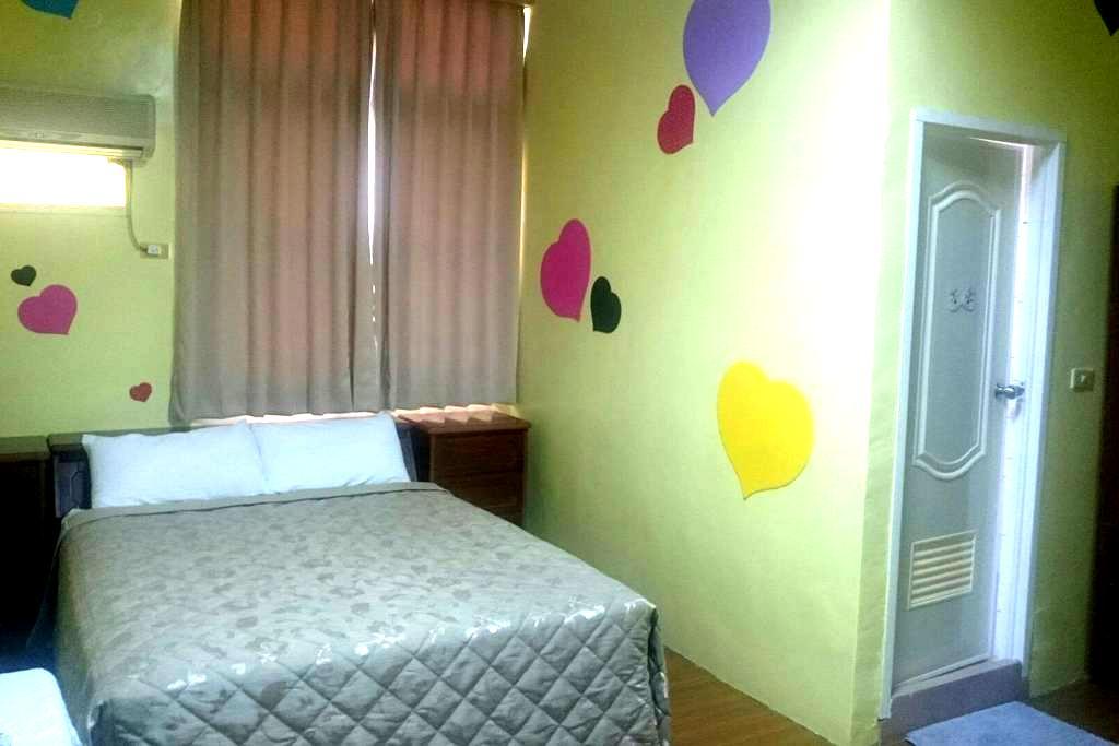 海之星民宿的經營理念為「平價住宿、熱忱服熱」,提供一個乾淨舒適的住宿環 - TW