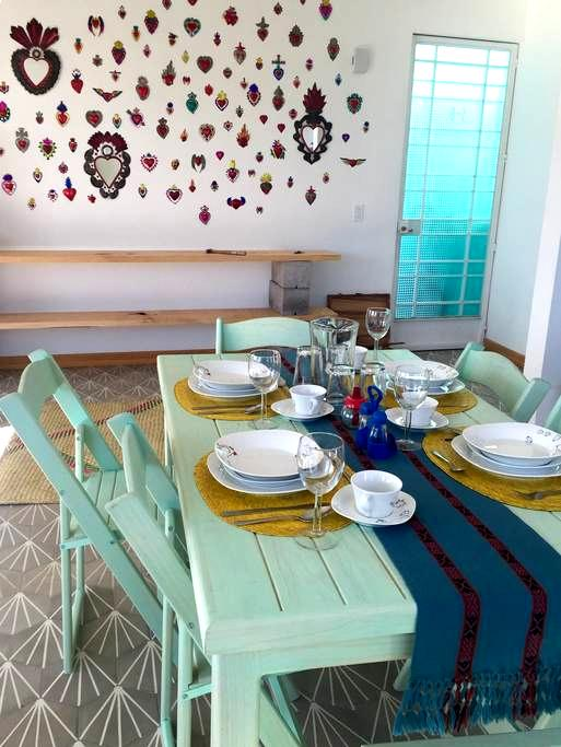 Charming apt. in downtown Mexico. - Ejido del Centro - Lejlighed