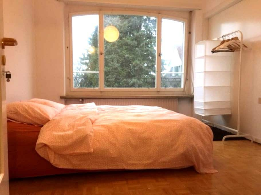 Lake Side location, direct train from the airport - Zürich - Apartemen