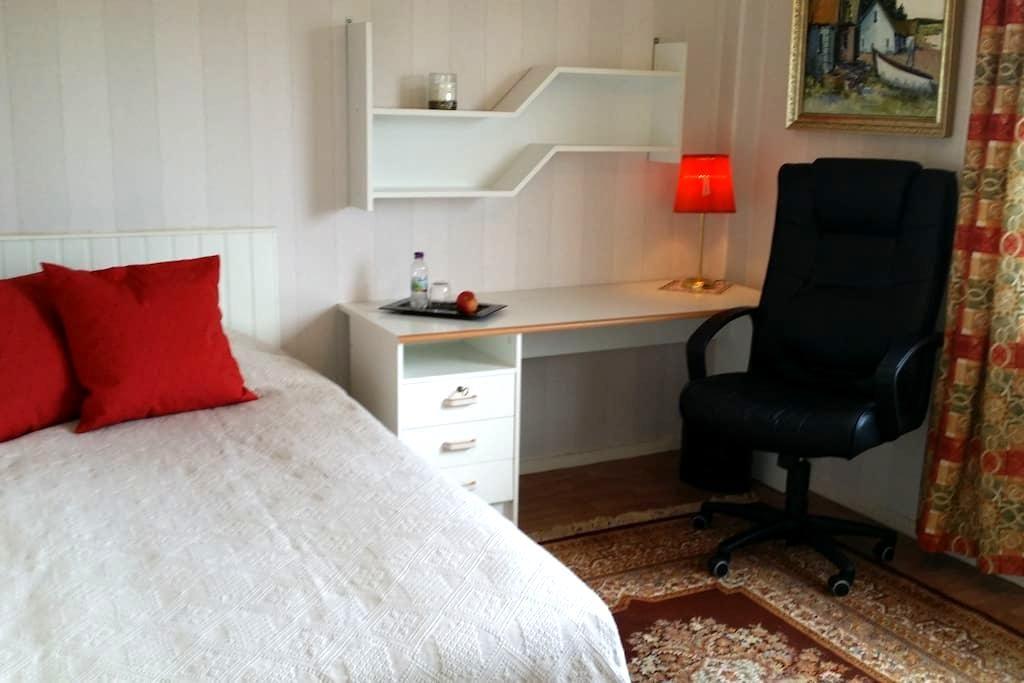 Ljust trivsamt rum i lugnt område - Uppsala - Apartment