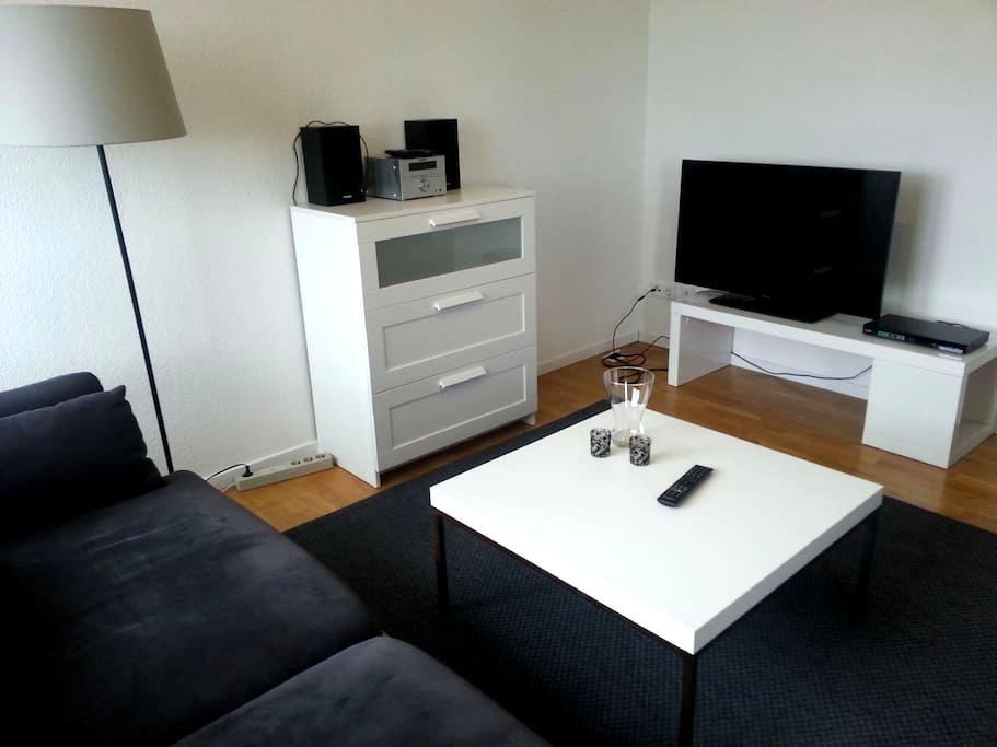 Ruhiges Appartment Nähe Düsseldorf /Neuss - Kaarst
