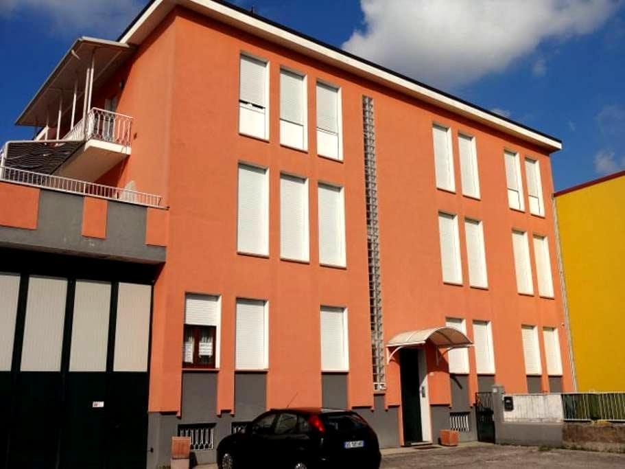 camera doppia con bagno in camera - Udine - Appartement