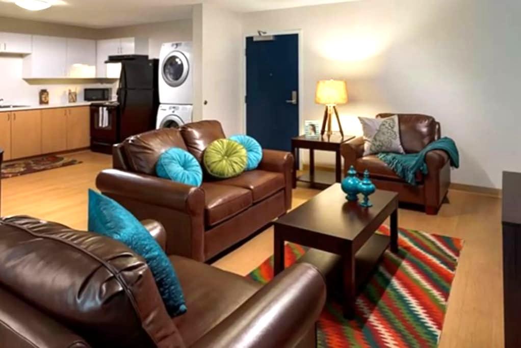 CBC- 2 Bedroom Apt.-5 mins to Syracuse University - 錫拉庫扎 - 公寓