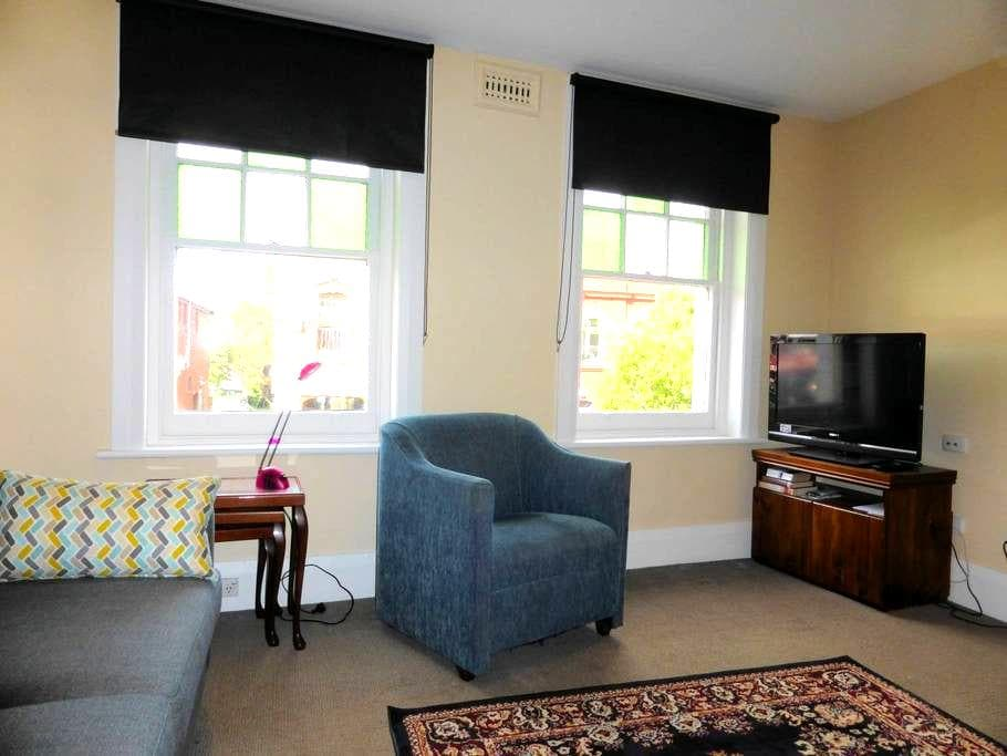 Comfortable apartment in the heart of North Hobart - North Hobart - Apartament
